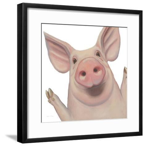 Bacon, Bits and Ham III-Myles Sullivan-Framed Art Print