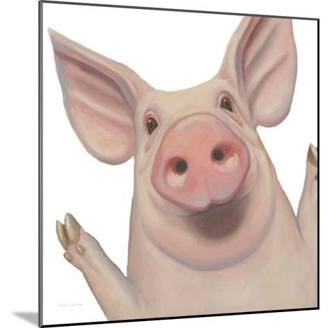 Bacon, Bits and Ham III-Myles Sullivan-Mounted Art Print