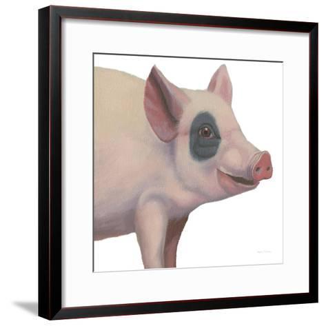 Bacon, Bits and Ham II-Myles Sullivan-Framed Art Print