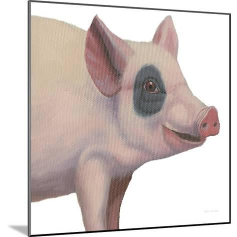 Bacon, Bits and Ham II-Myles Sullivan-Mounted Art Print