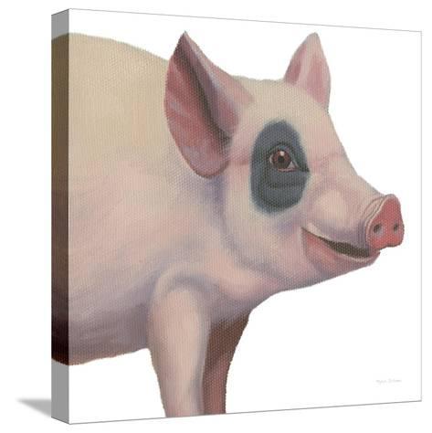 Bacon, Bits and Ham II-Myles Sullivan-Stretched Canvas Print