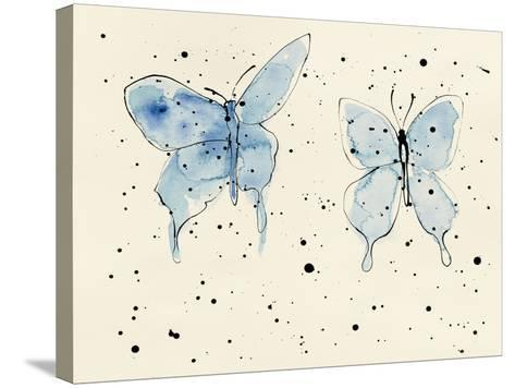 Butterfly Element III-Shirley Novak-Stretched Canvas Print