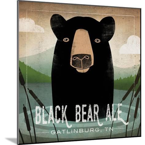 Skinny Dip Black Bear Ale-Ryan Fowler-Mounted Art Print