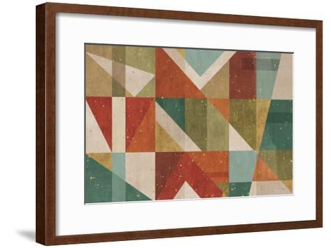 Framework I Spice-Veronique Charron-Framed Art Print