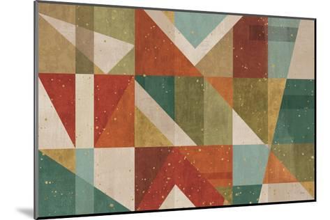 Framework I Spice-Veronique Charron-Mounted Art Print