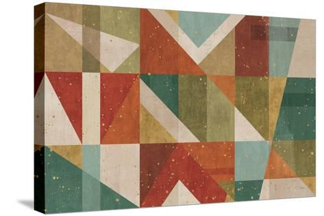 Framework I Spice-Veronique Charron-Stretched Canvas Print