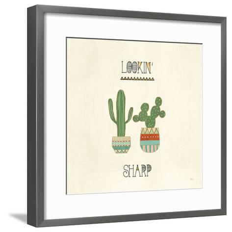 Southwest Geo IX-Veronique Charron-Framed Art Print