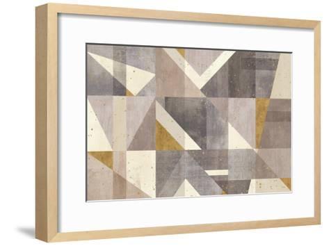 Framework I-Veronique Charron-Framed Art Print