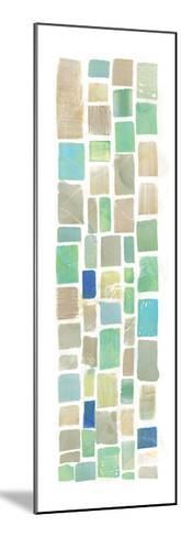 High Windows III Blue-Sue Schlabach-Mounted Art Print