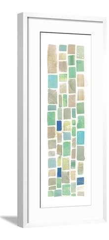 High Windows III Blue-Sue Schlabach-Framed Art Print