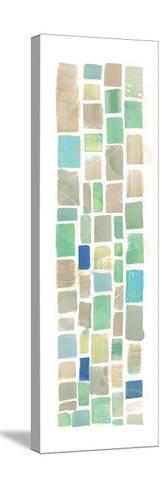 High Windows III Blue-Sue Schlabach-Stretched Canvas Print