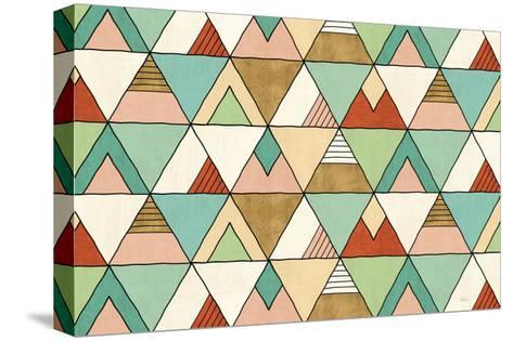 Southwest Geo X-Veronique Charron-Stretched Canvas Print