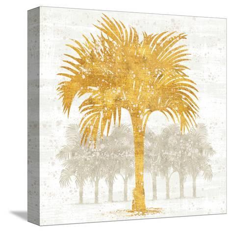 Palm Coast IV-Sue Schlabach-Stretched Canvas Print