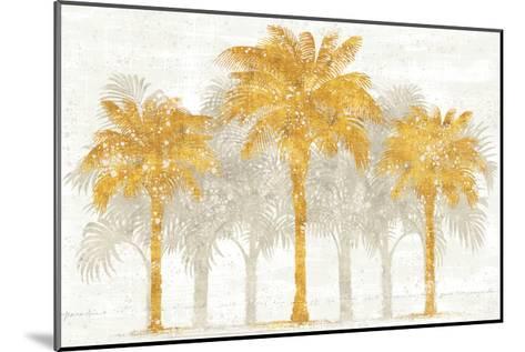 Palm Coast I-Sue Schlabach-Mounted Art Print