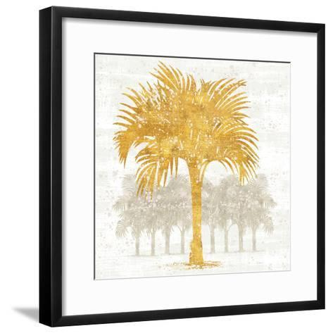 Palm Coast IV-Sue Schlabach-Framed Art Print