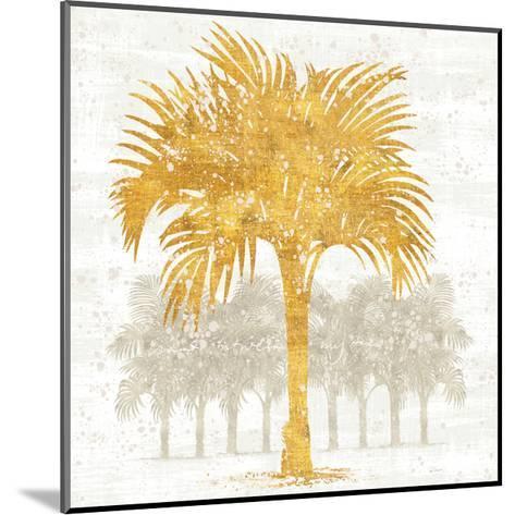 Palm Coast IV-Sue Schlabach-Mounted Art Print