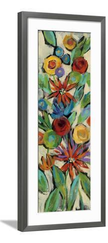 Confetti Floral III-Silvia Vassileva-Framed Art Print