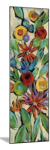 Confetti Floral III-Silvia Vassileva-Mounted Art Print