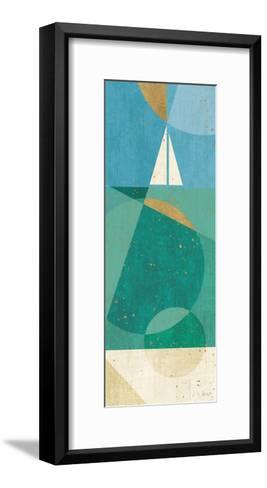 Seascape II-Veronique Charron-Framed Art Print