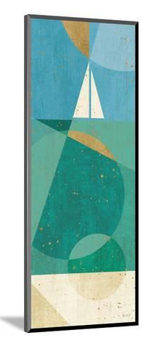 Seascape II-Veronique Charron-Mounted Art Print