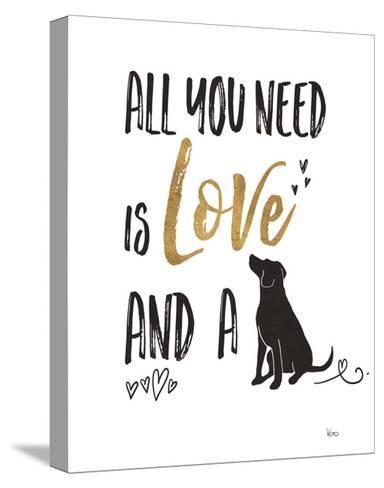 Pet Love II-Veronique Charron-Stretched Canvas Print