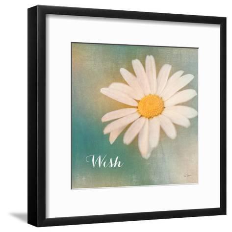 Daisy Wishes-Sue Schlabach-Framed Art Print