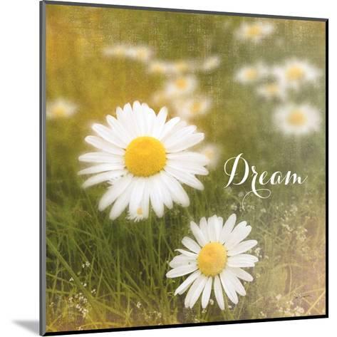Daisy Dreams-Sue Schlabach-Mounted Art Print
