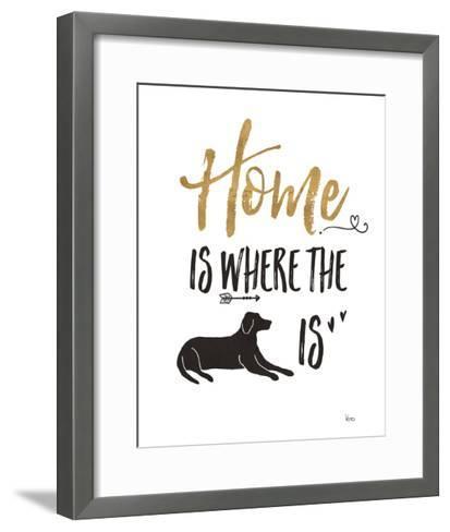Pet Love I-Veronique Charron-Framed Art Print