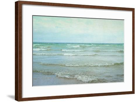 The Tide I-Sue Schlabach-Framed Art Print