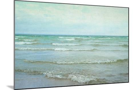 The Tide I-Sue Schlabach-Mounted Art Print