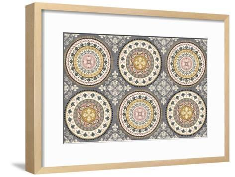 Romance in Paris III-Veronique Charron-Framed Art Print