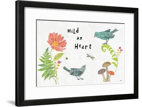Wild Wings I-Sue Schlabach-Framed Art Print