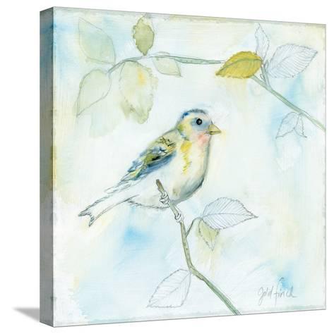Sketched Songbird I-Sue Schlabach-Stretched Canvas Print