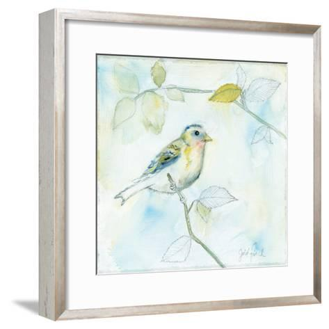 Sketched Songbird I-Sue Schlabach-Framed Art Print