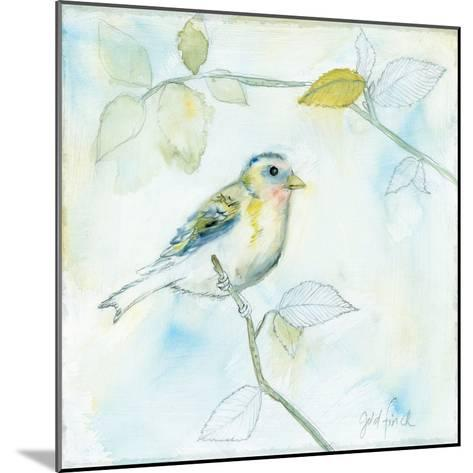 Sketched Songbird I-Sue Schlabach-Mounted Art Print