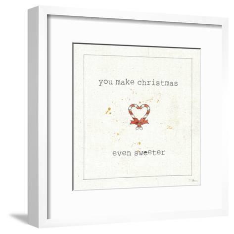 Christmas Cuties II--Framed Art Print