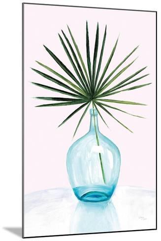 Statement Palms I--Mounted Art Print