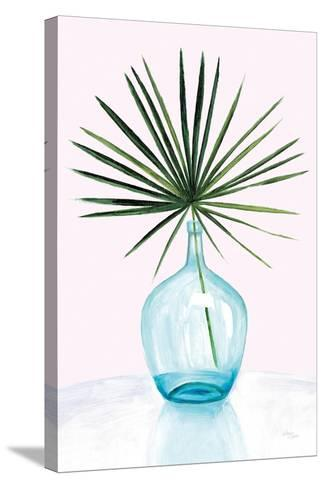 Statement Palms I--Stretched Canvas Print