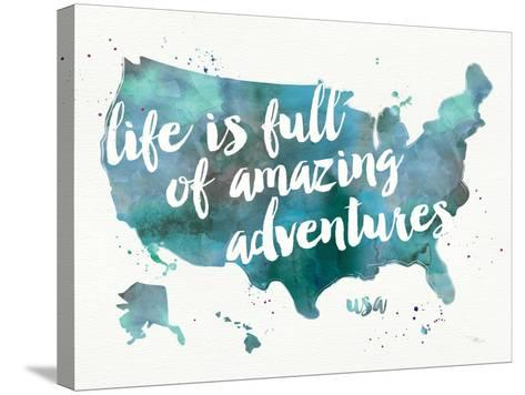 Adventures I--Stretched Canvas Print
