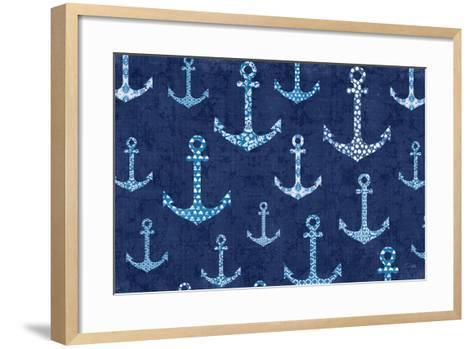 Sunday on the Coast IX--Framed Art Print