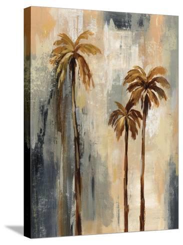 Palm Trees I-Silvia Vassileva-Stretched Canvas Print