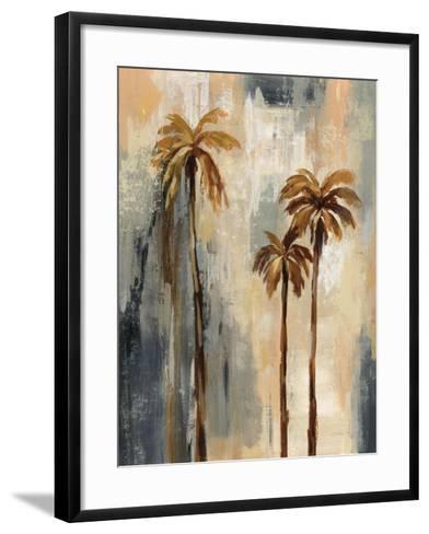 Palm Trees I-Silvia Vassileva-Framed Art Print