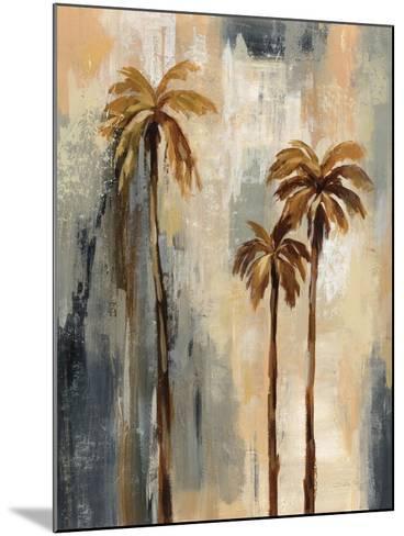 Palm Trees I-Silvia Vassileva-Mounted Art Print