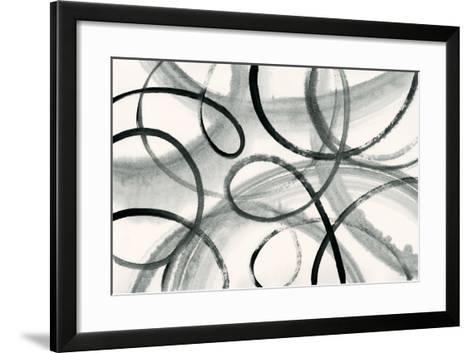 Calligraphia-Sue Schlabach-Framed Art Print