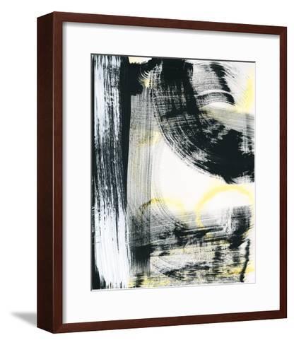 LPs in 33 III Light Yellow-Sue Schlabach-Framed Art Print