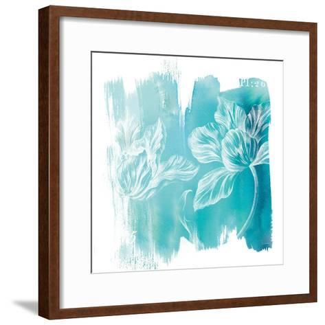 Water Wash II-Sue Schlabach-Framed Art Print