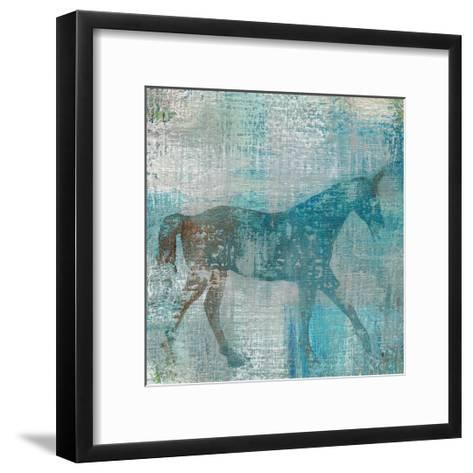 Cheval I-Studio Mousseau-Framed Art Print