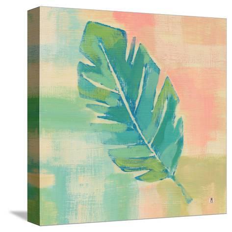 Beach Cove Leaves III-Studio Mousseau-Stretched Canvas Print