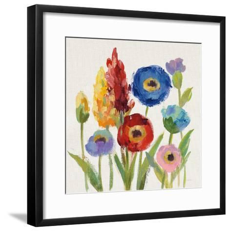 Wild Garden I-Silvia Vassileva-Framed Art Print