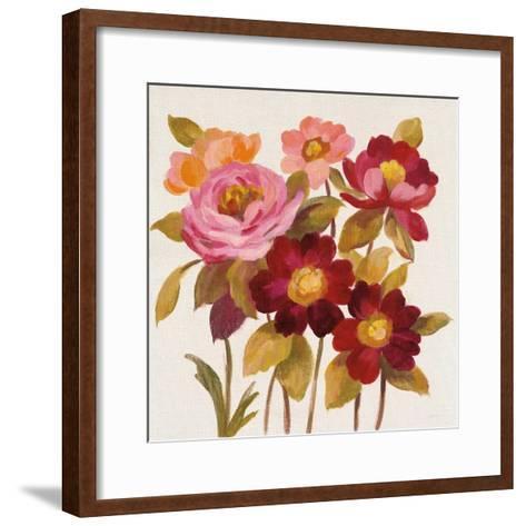 English Garden IV-Silvia Vassileva-Framed Art Print